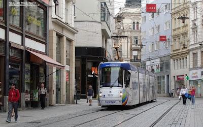 Škoda 13T5, Dopravní podnik města Brna