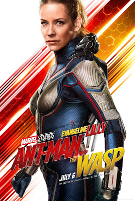 Marvel's Ant-Man and the Wasp Hope van Dyne poster