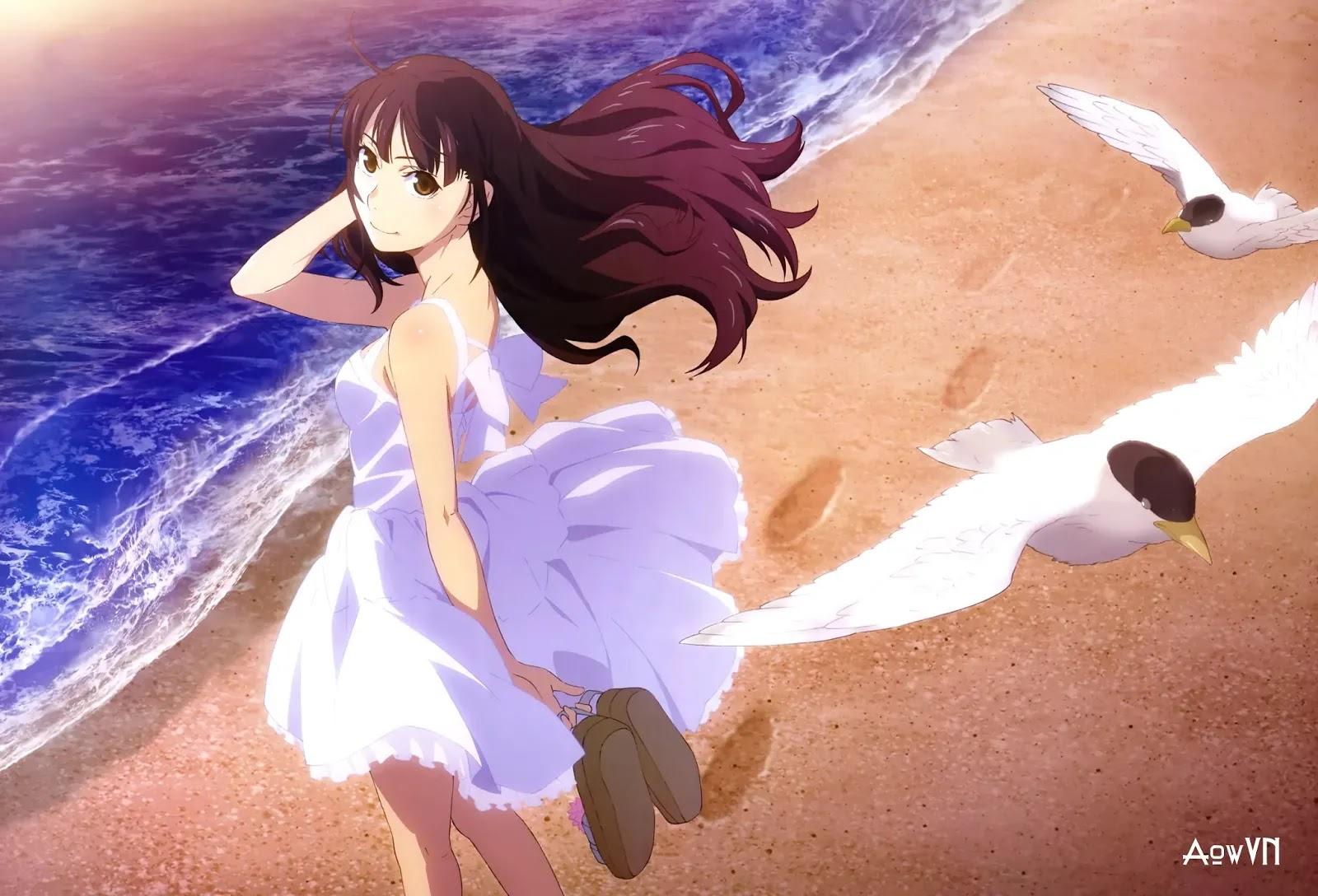AowVN.org minz%2B%25285%2529 - [ Hình Nền ] Anime Uchiage Hanabi Shita Kara Miru Ka cực đẹp | AowVN Wallpapers