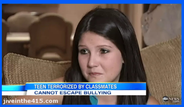 Screenshot from ABC News report of Katie Uffens of San Diego, California