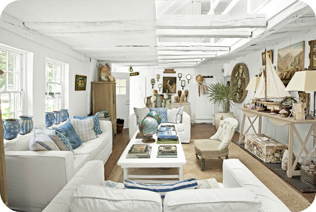 So Beautiful Things: Come In The House Near The Beach