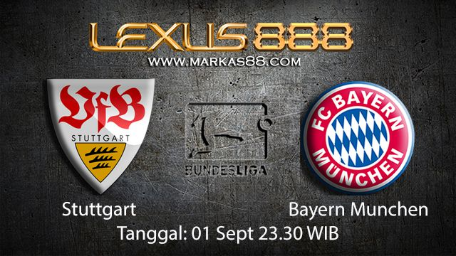 Prediksi Bola Jitu Stuttgart vs Bayern Munchen 1 September 2018 ( German Bundesliga )