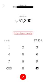 cara menggunakan tcash wallet