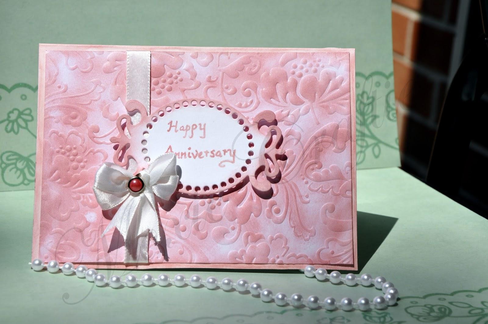 Moxie Craftie: Happy Anniversary