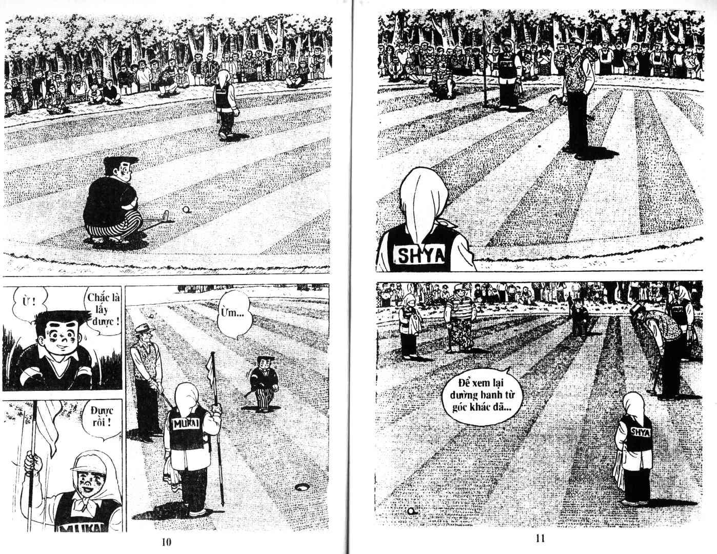 Ashita Tenki ni Naare chapter 38 trang 3