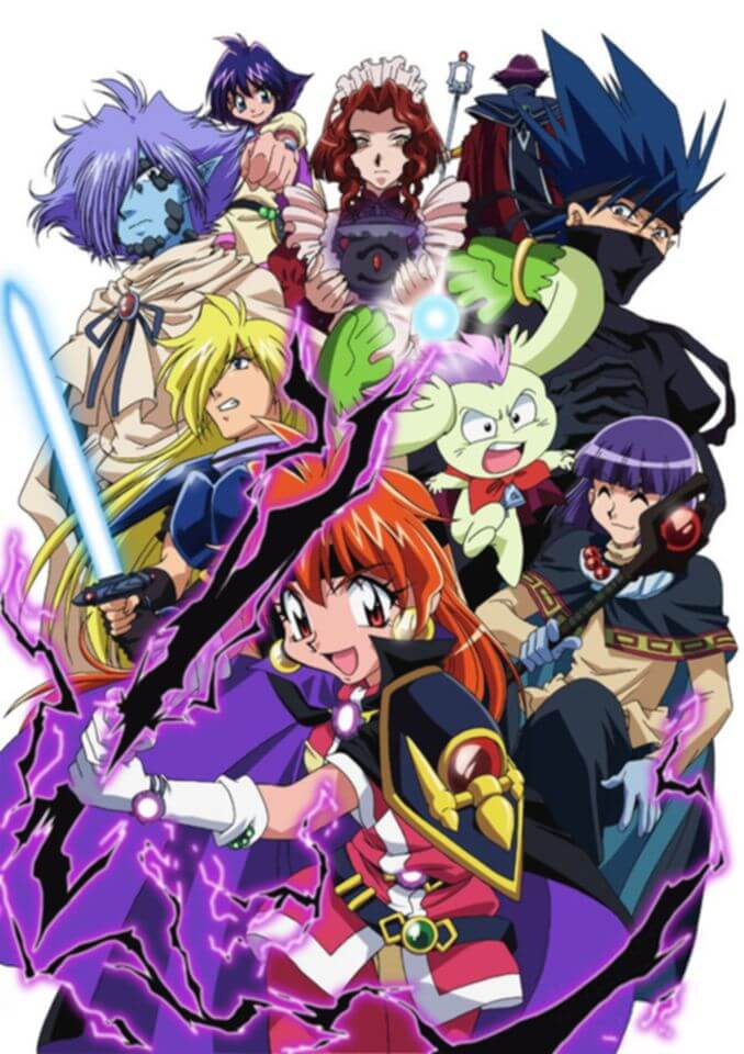 Slayers Evolution R