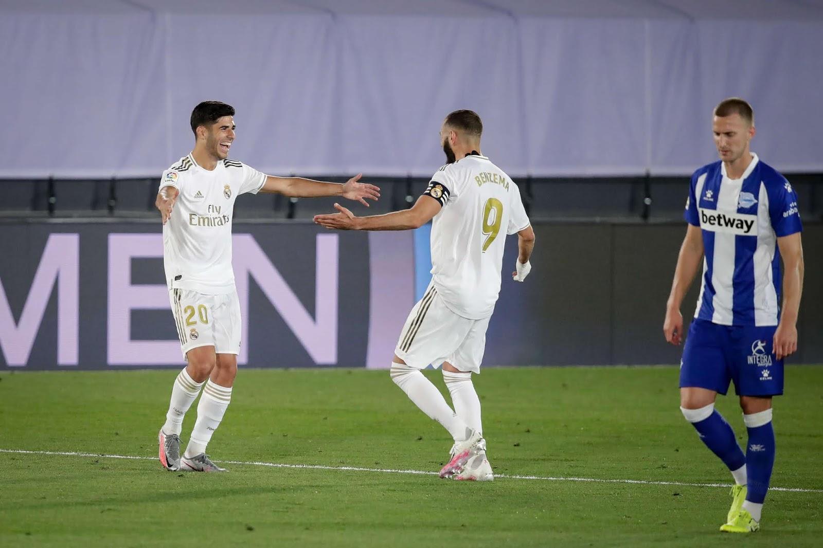 Real Madrid dio otro paso firme en su camino al título