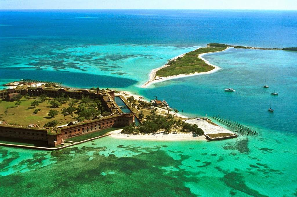 Deserted Islands In The Florida Keys