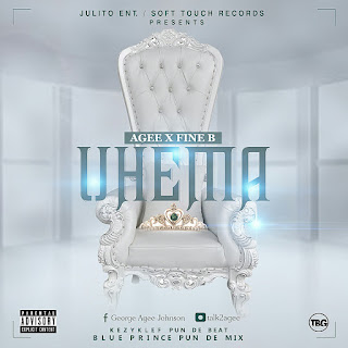 Download: Agee - Uhema Ft. Fine B Mp3 Music