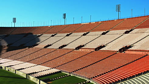 los angeles memorial coliseum historic landmark
