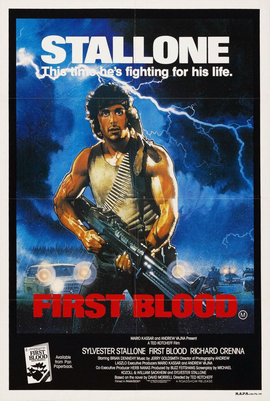 Rambo: First Blood (1982) - English Movie   Moviez01