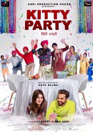 Kitty Party 2019 Full Punjabi Movie Download Hd In pDVDRip
