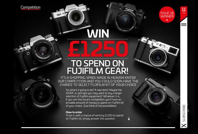 Vinci 1250 sterline con Fujifilm