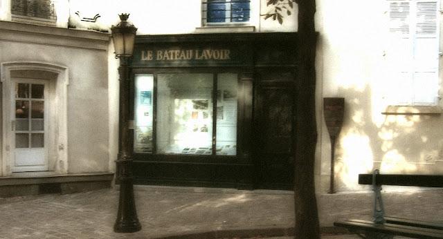 Bateau-Lavoir
