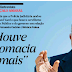 "Gonçalo Amaral: ""There was far too much diplomacy"""