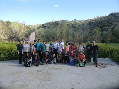 Programa Andarrios primavera 2017