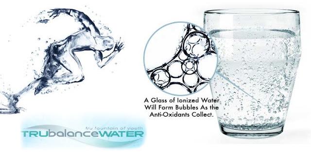 Switch to Anti-Oxidants Alkaline Water Now