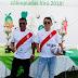 EX MUNDIALISTA GUILLERMO LA ROSA INAUGURÓ OLIMPIADAS DE SOCIEDAD AGRICOLA VIRU