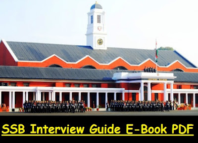 Clear SSB - Free SSB Interview Guide E-Book PDF