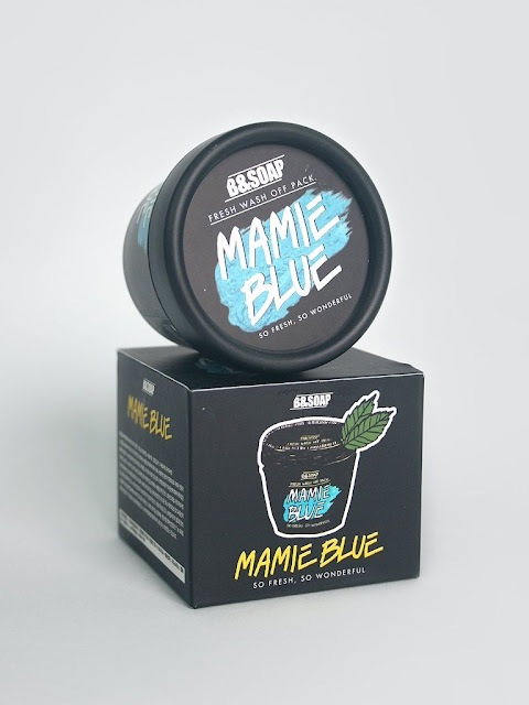 B&Soap Mamie Blue Pack