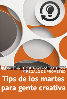 Video2Brain, Tips de los Martes para Gente Creativa