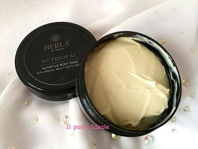 Herla Cosmetics: Nutrideal nutritive body mask
