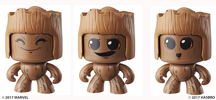 Groot Marvel Guardians of the Galaxy Mighty Muggs 2018