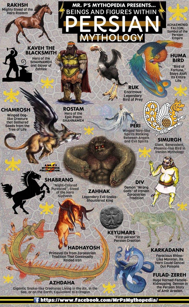 Mitologia Persa