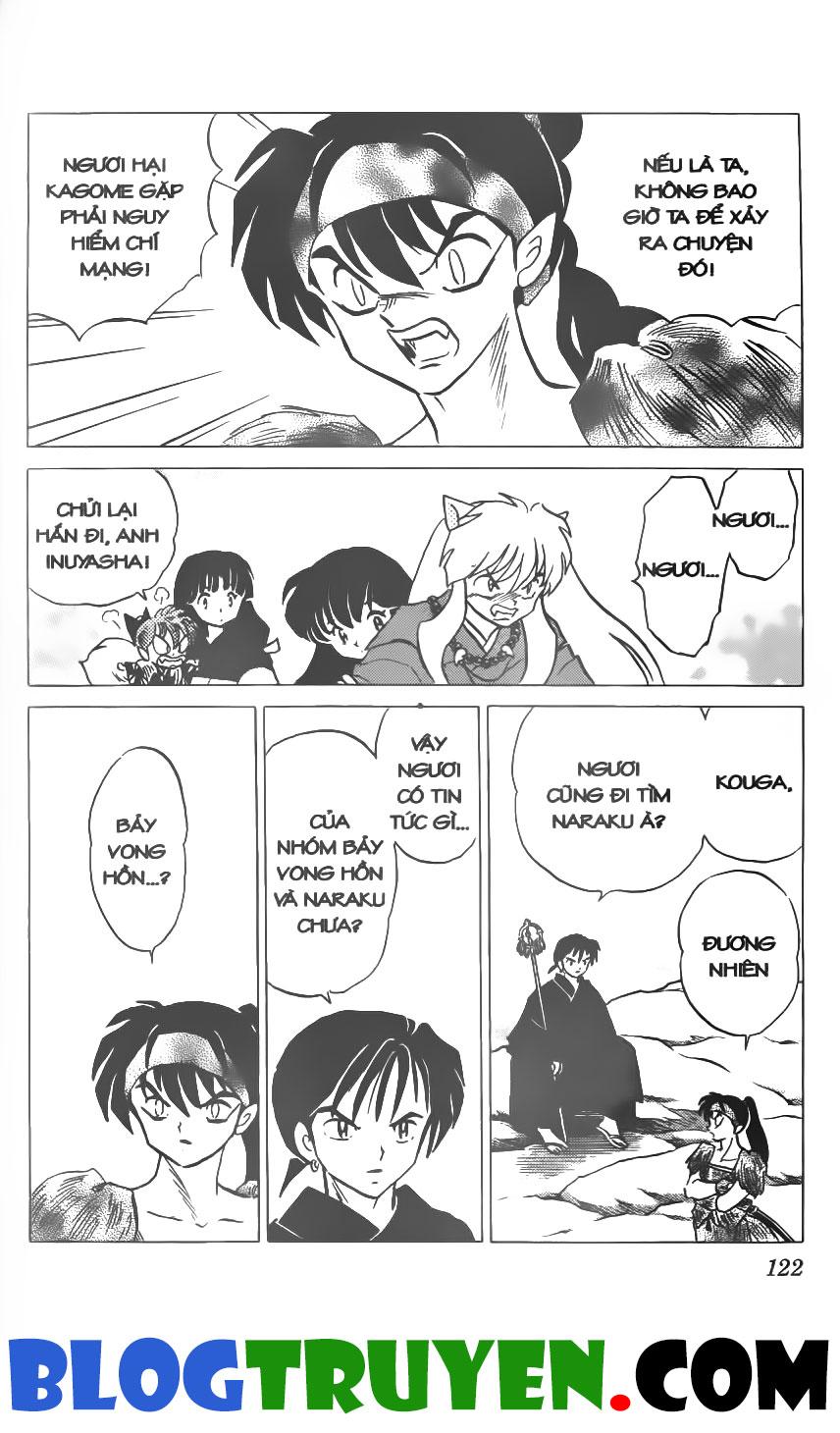 Inuyasha vol 25.7 trang 9