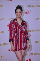 Tamannah Bhatia Exclusive in Red Blazer and Red Shorts Spicy Pics ~  Exclusive 072.JPG