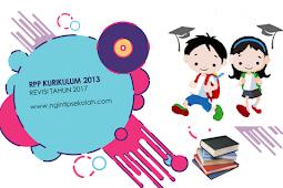 RPP KURIKULUM 2013 KELAS 2 SEMESTER 2 REVISI 2017