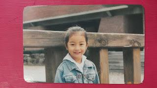 TWICE JIHYO #2 Official Photocard Orange Kid Ver. 1st Album The Story Begins 지효