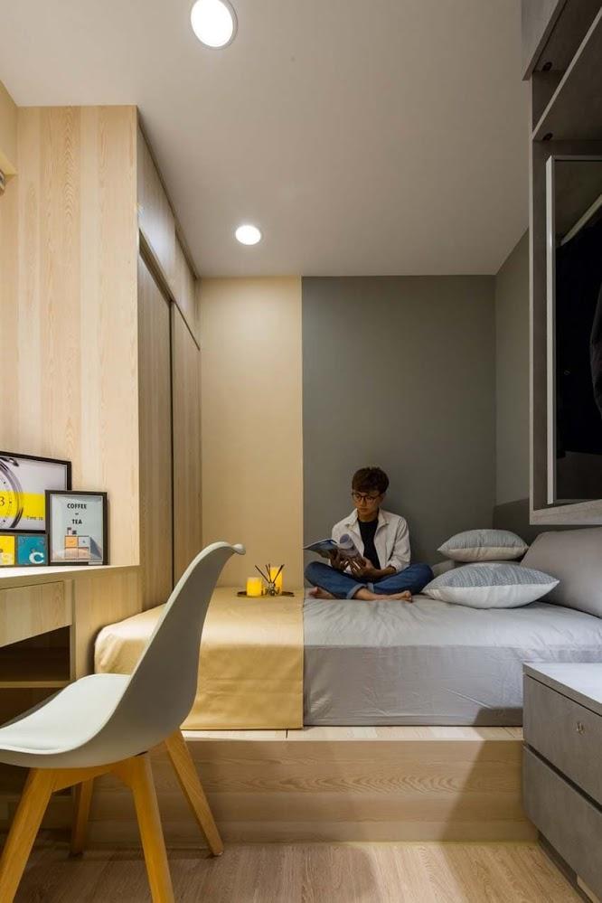 courtesy of Chi Interior Design