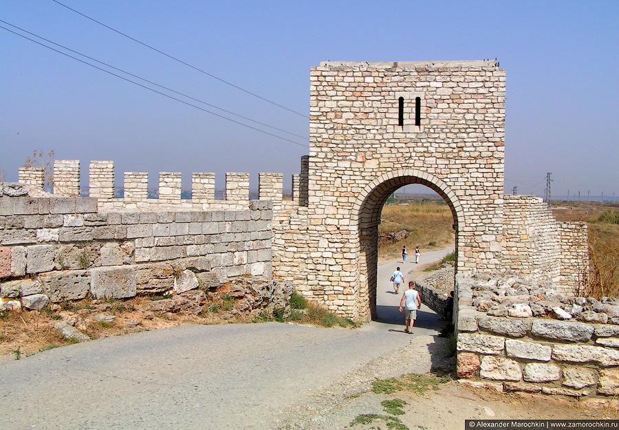 Крепость на Калиакре