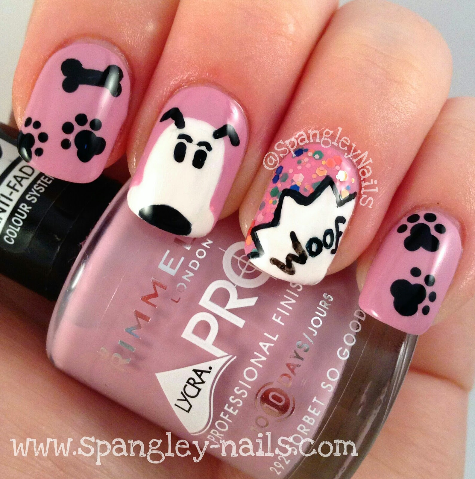 Gallery - Best Ideas About Dog Nail Art! - Dog Nail Art Graham Reid - - Dog Nail Designs Graham Reid