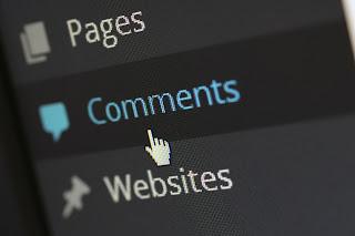 Teknik membangun link dengan berkomentar
