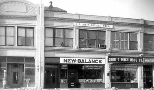 New Balance création 1906