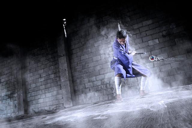 cosplay hunter x hunter genei ryodan nobunaga hazama