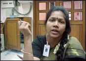 Mrs Vidya Swaminathan, President