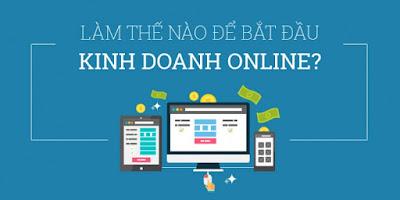 Kinh nghiệm bán hàng online cho người mới bắt đầu