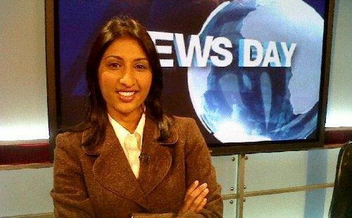 TV with Thinus: BREAKING  Scheherazade Safla leaving the eNews