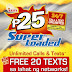 Sun Call & Text Unlimited Superload Promo