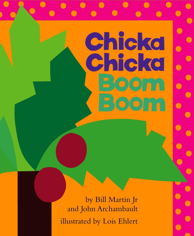 chicka chicka boom boom palm tree template.html