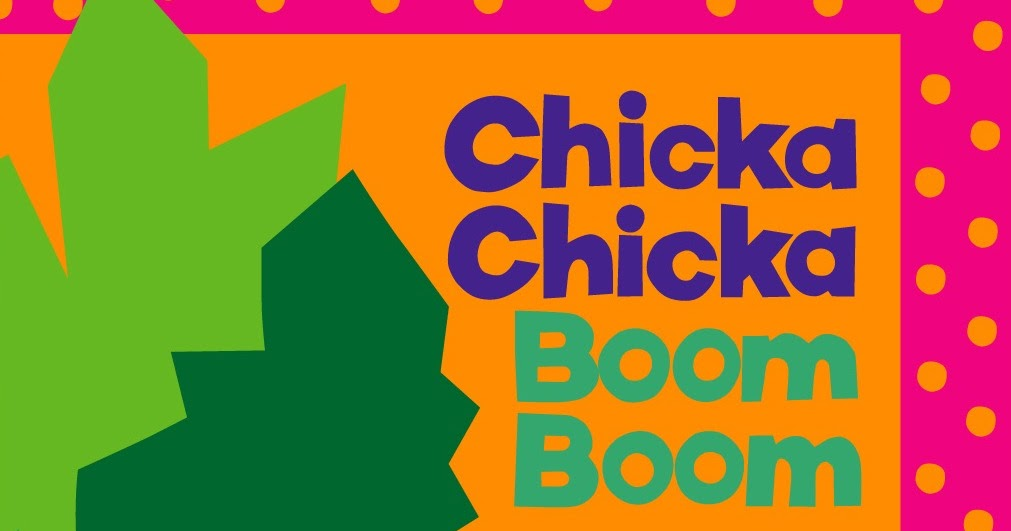 Chicka Chicka Boom Boom Alphabet Bin Rubber Boots And