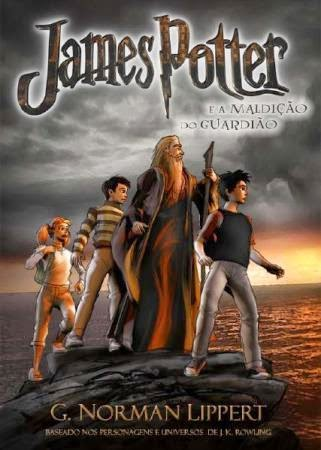 Download Livro James Potter E a Maldição Do Guardiao (G. Norman Lippert)