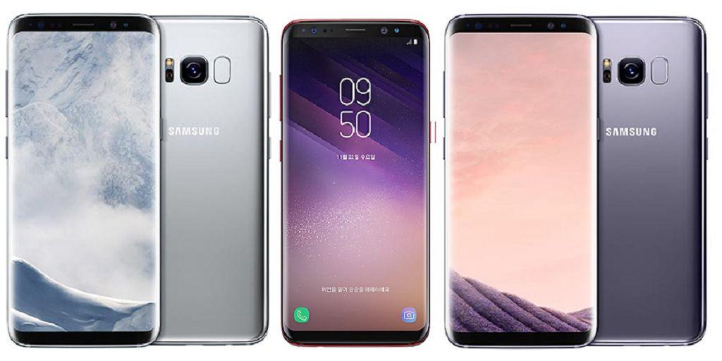 Samsung Galaxy S8 (2017) SM-G950F + Harga terbaru dan spesifikasinya