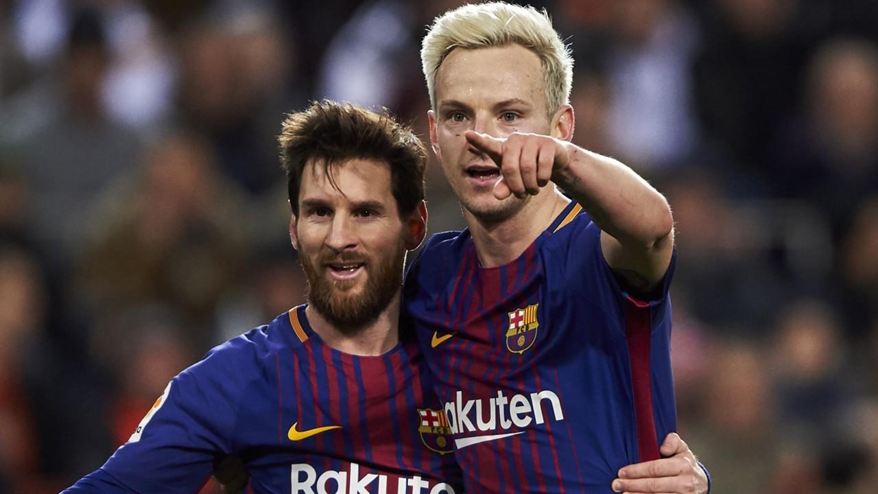 Rakitc : Tidak Ada Yang Bisa Hentikan Messi Dari Barcelona