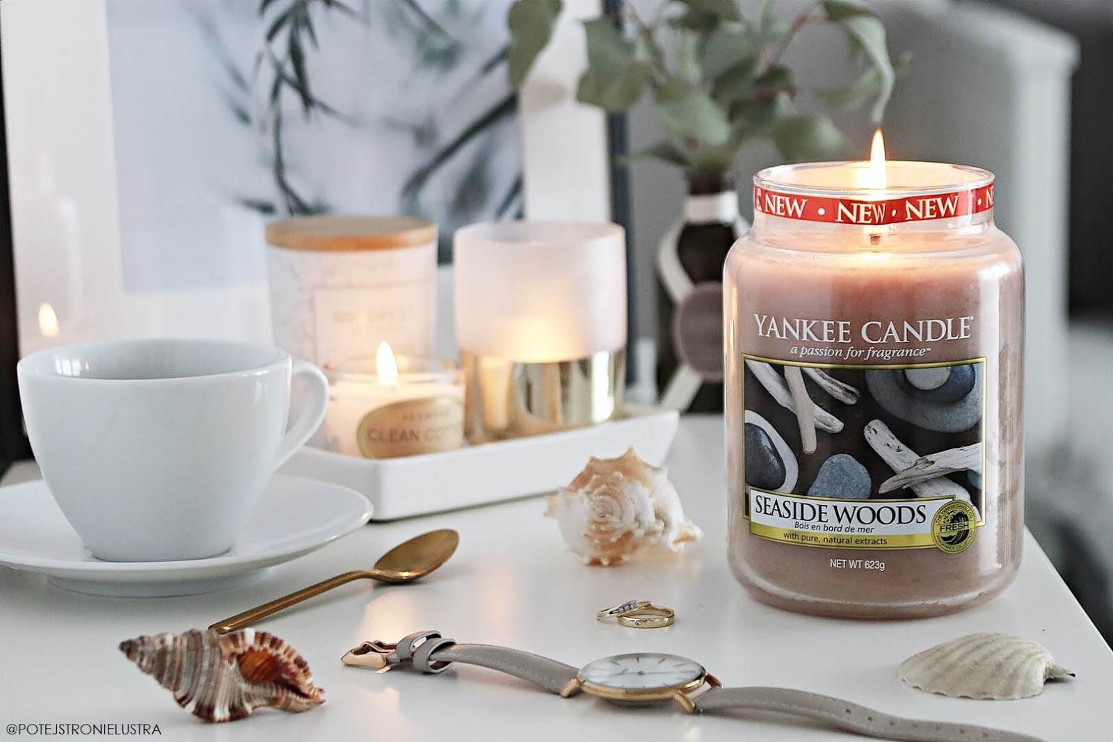 yankee candle seaside woods nowy zapach lato 2019