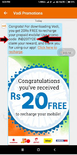IND20TY2E - Free recharge apps