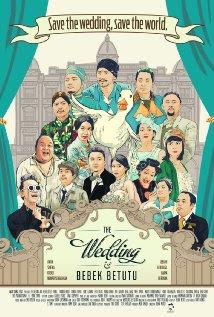 Poster Film The Wedding & Bebek Betutu